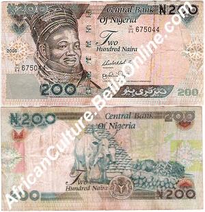 200 Nigerian Naira