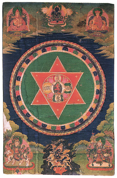 Vajravarahi Mandala