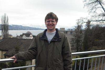 Will White in Zurich