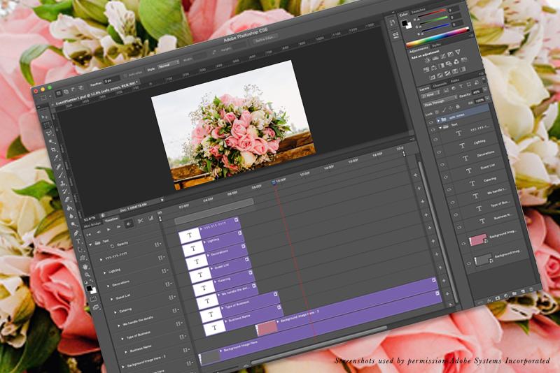 Photoshop Animation - Text & Timeline