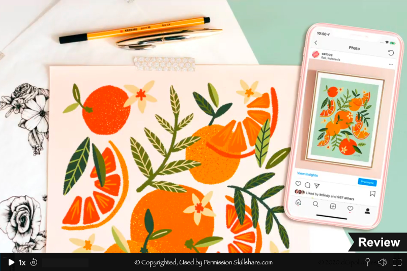 Growing Your Creative Business Through Instagram