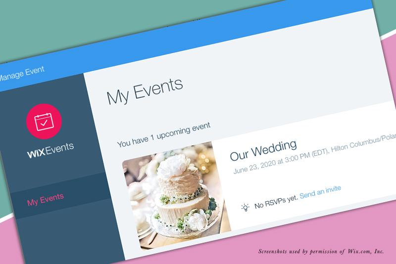 Wix Events App Registration Form