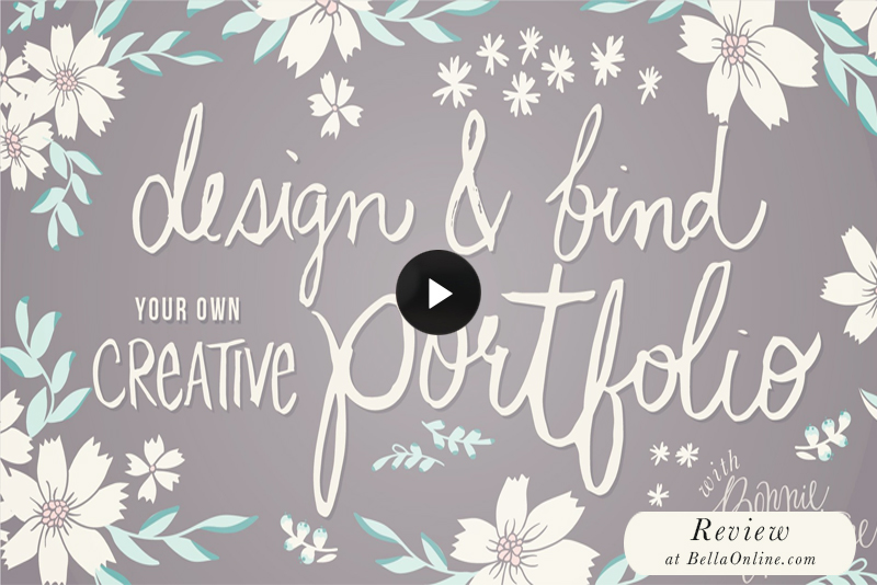 Design & Bind Your Creative Portfolio - Skillshare