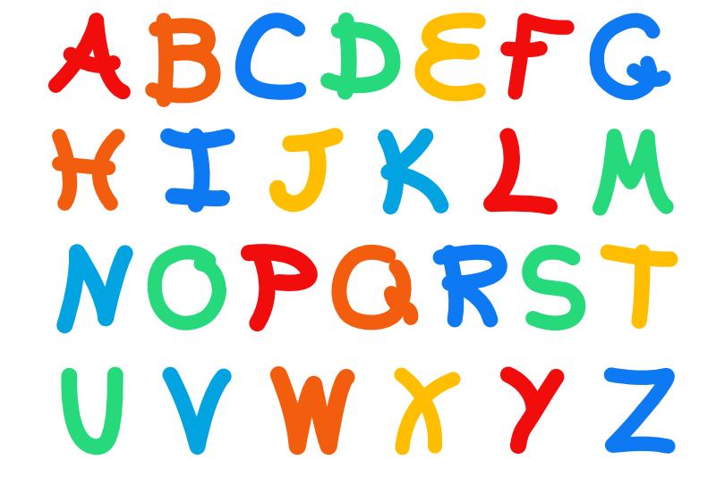 Draw an Alphabet in Affinity Designer