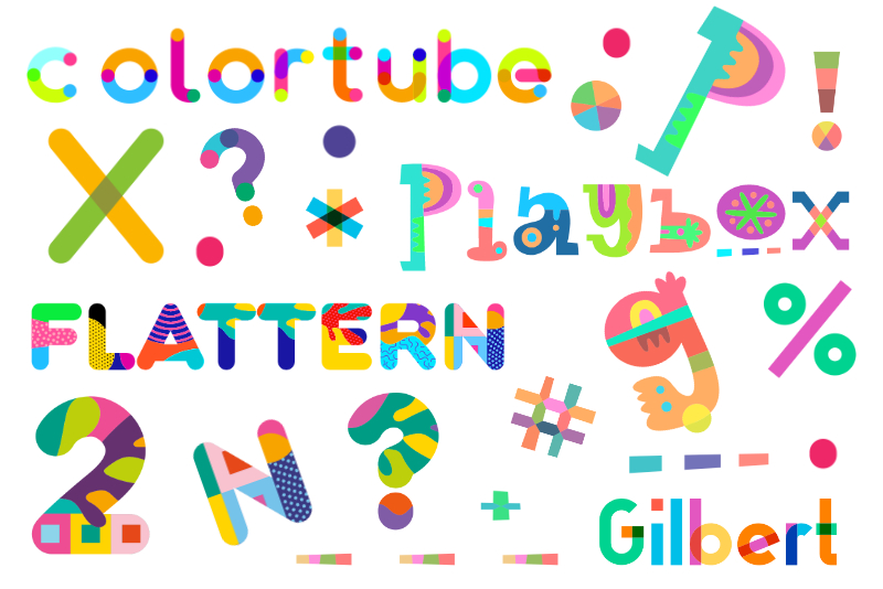 Color Fonts a.k.a. OpenType-SVG Color Fonts
