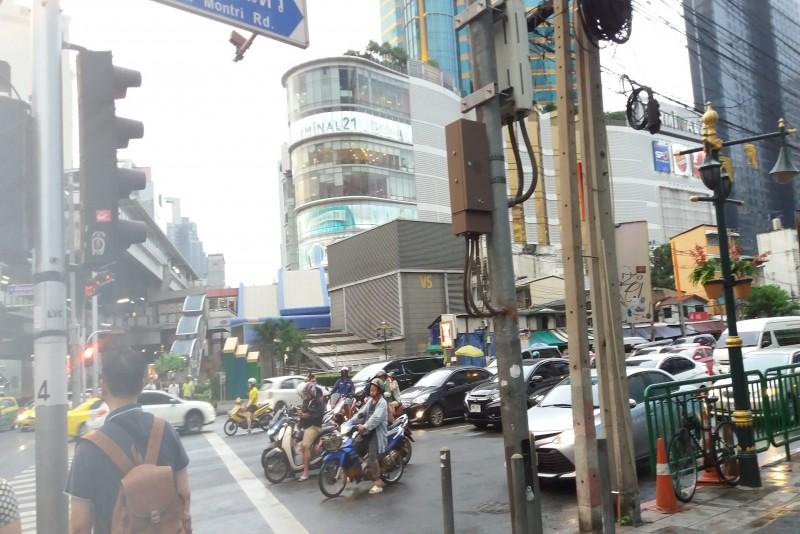 Visa on arrival in Bangkok, Thailand