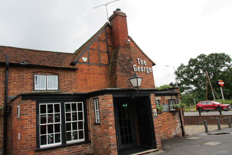 The George Pub, Reading, UK