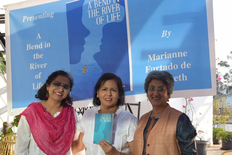 A Bend in the River of Life - launch in Bangalore
