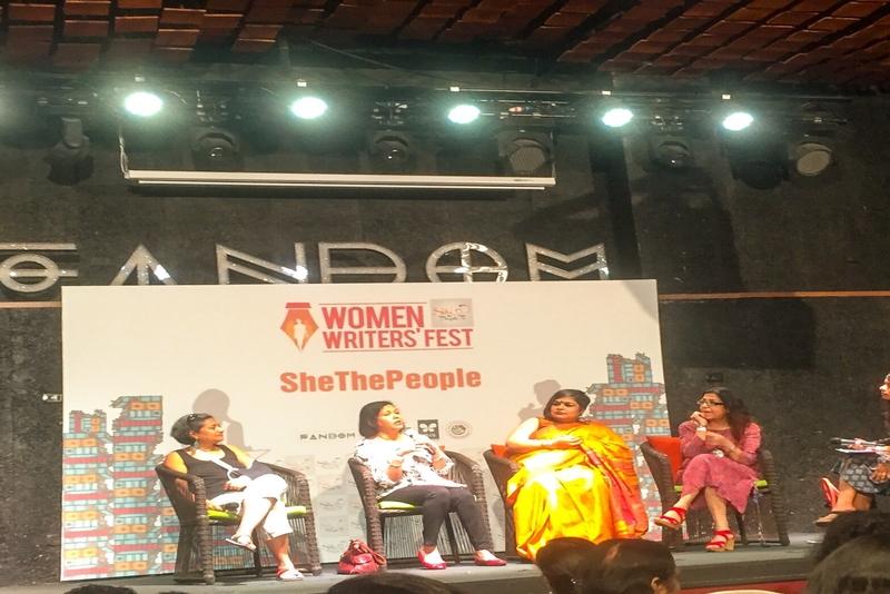 Women Writer's Fest, Bangalore, India