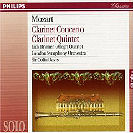 Picture of Clarinet Quintet and Concerto disc